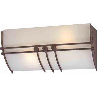 Volume Lighting Avila 2-Light Bath Bar