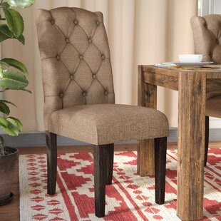 Colborne Upholstered Dining Chair (Set of 2) Laurel Foundry Modern Farmhouse