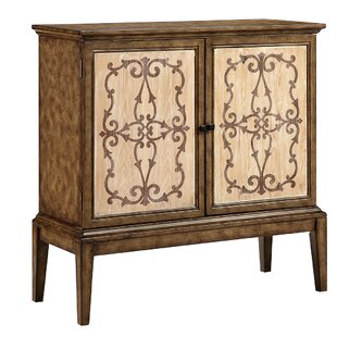 Angelica 2 Door Accent Cabinet by Fleur De Lis Living