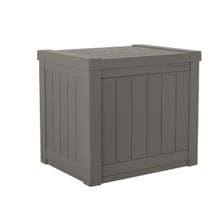 Suncast 22 Gallons Gallon Water Resistant Deck Box
