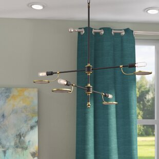 Read Reviews Torrence 4-Light Chandelier By Langley Street