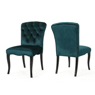 Blackmoore Upholstered Dining Chair Set Of 2