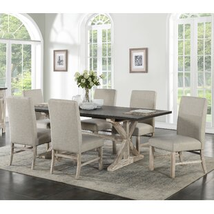 Olivier 7 Piece Dining Set