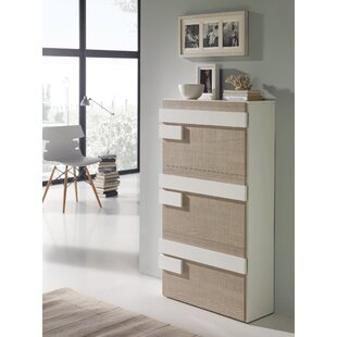 Joy 18 Pair Shoe Storage Cabinet By Ebern Designs
