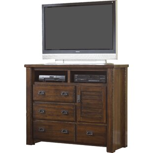Tourmalet 4 Drawer Combo Dresser