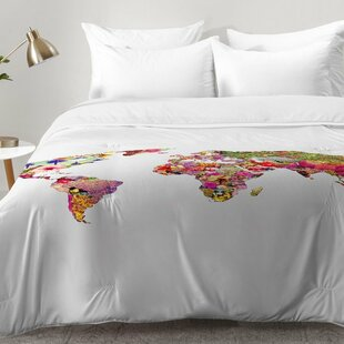 East Urban Home Its Your World Comforter Set