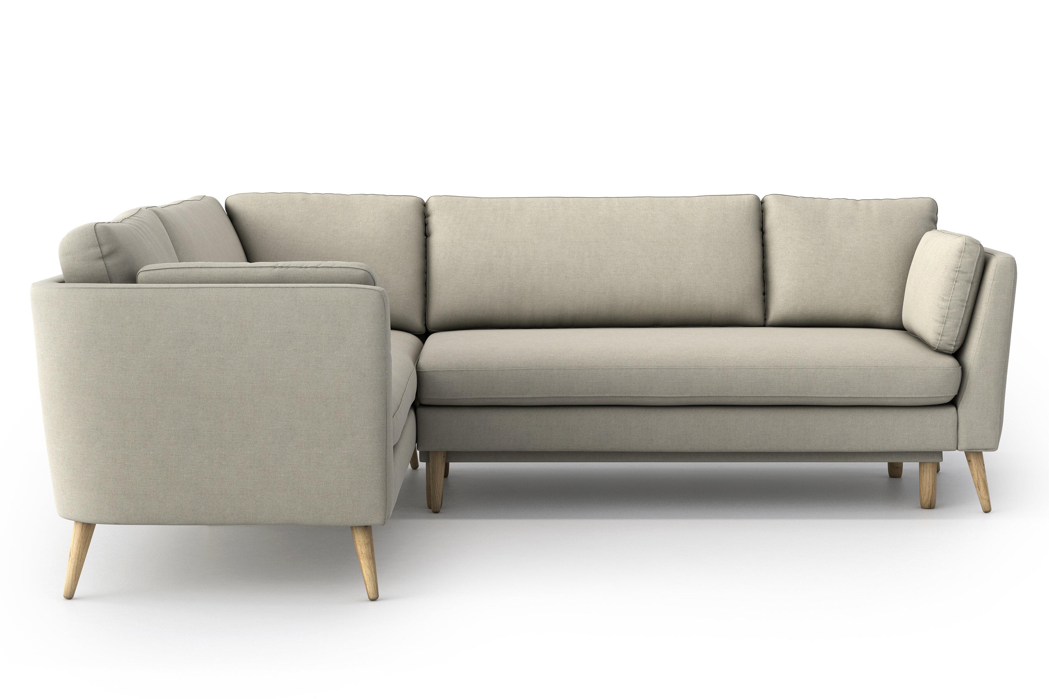 Holsey Sleeper Corner Sofa Bed