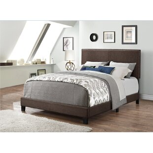 Rideout Upholstered Panel Bed