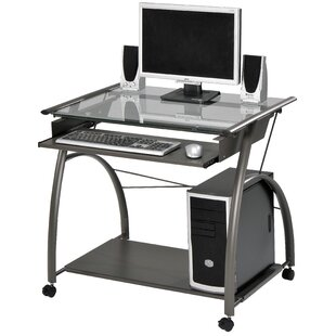 Ware Pewter Computer Desk