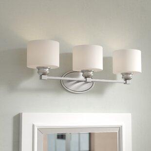 Andover Mills Millersport 3-Light Vanity Light