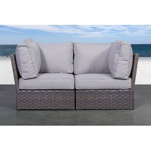Lonan Loveseat with Cushions
