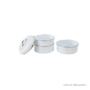 Stackable Kitchen Canister (Set of 3)