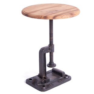 Espinoza Clamp Adjustable Height Bar Stool 17 Stories
