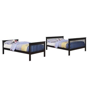 Compare prices Aenwood Bunk Bed by Harriet Bee Reviews (2019) & Buyer's Guide