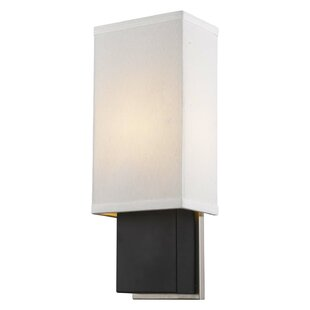 Rumberger 1-Light Flush Mount by Orren Ellis