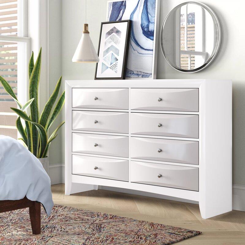 Acme Furniture Ireland 8 Drawer Double