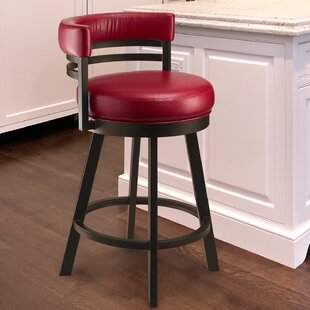 Cordelia 30 Swivel Bar Stool by Orren Ellis