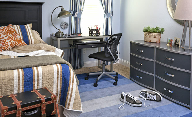 A Teen Boy's Bedroom on 3 Budgets | Wayfair