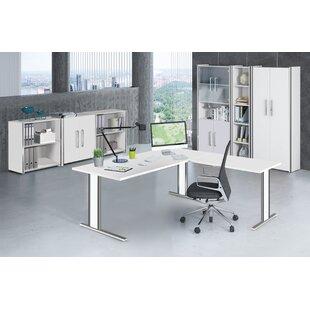 Fleischman L-Shape Desk By Symple Stuff