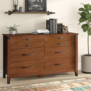 Chappel 6 Drawer Double Dresser by Trent Austin Design
