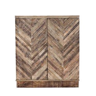 Brummett Illusion Bar Cabinet