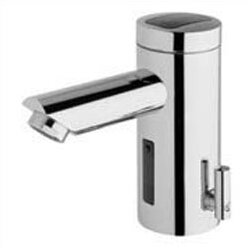 Sloan Optima Solar Electronic Bathroom Faucet Less Handles