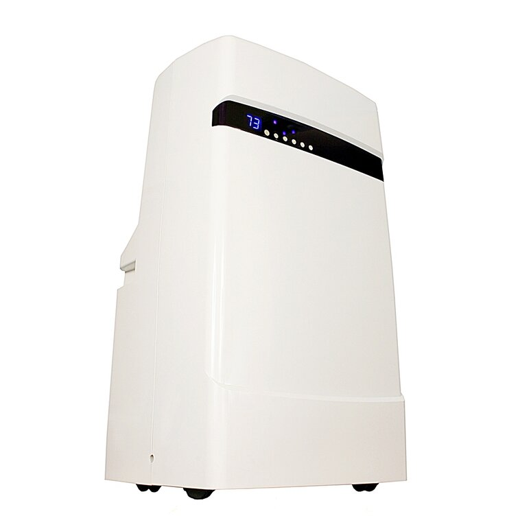 12,000 BTU Portable Air Conditioner with Heater and Remote
