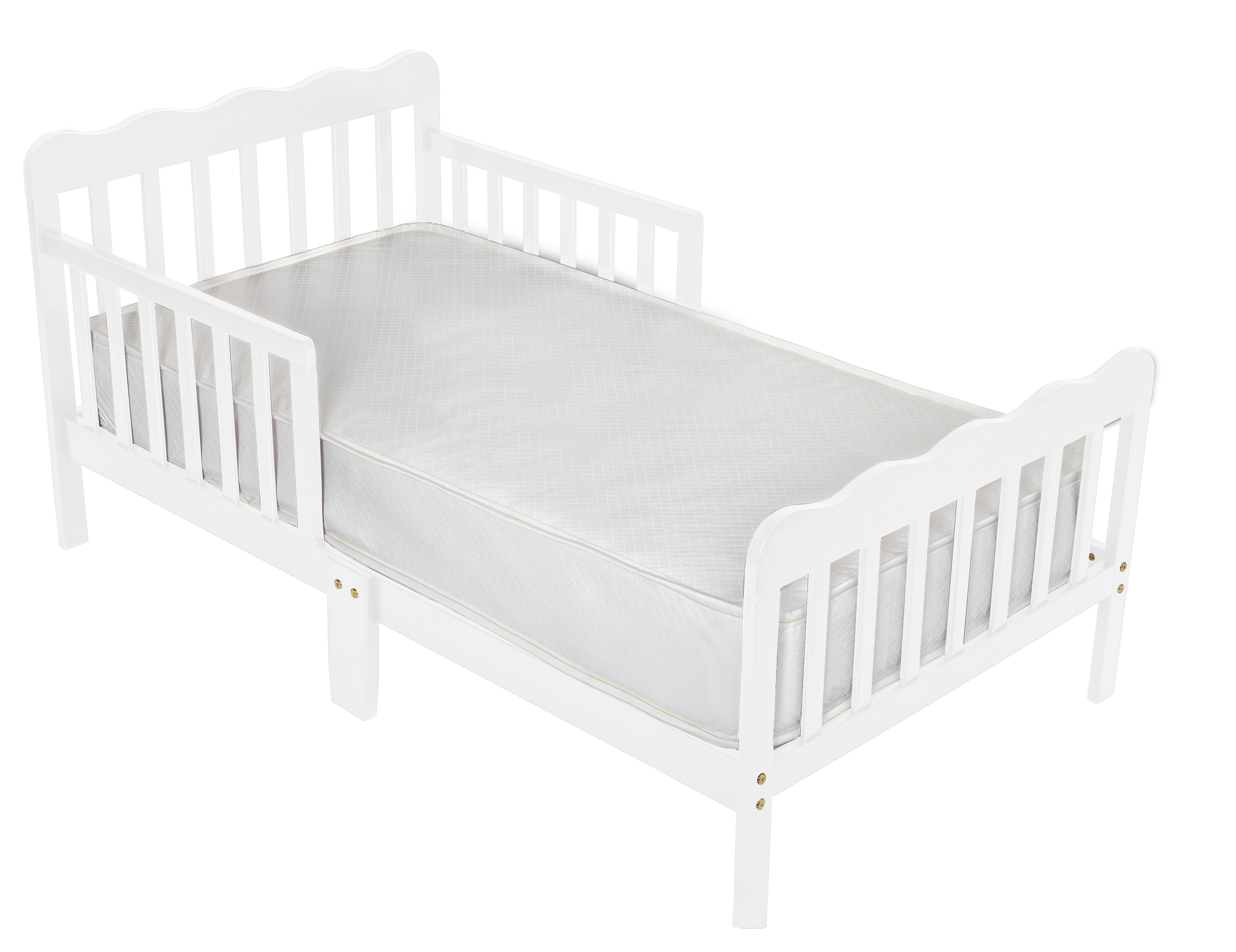Toddler White Kids Beds You Ll Love In 2020 Wayfair