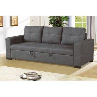 Malloy Convertible Sofa Ebern Designs