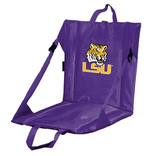 Collegiate Stadium Seat - LSU by Logo Brands New Design