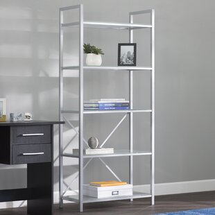 Stough Etagere Bookcase by Wrought Studio Today Sale Only