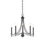 Naugatuck 5-Light Candle Style Classic / Traditional Chandelier