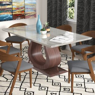 Van Maanen Dining Table by Brayden Studio Wonderful