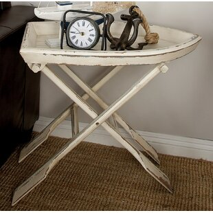 Breakwater Bay Sheffield Wood Tray Table