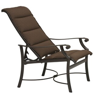 Tropitone Montreux Padded Sling Patio Chair