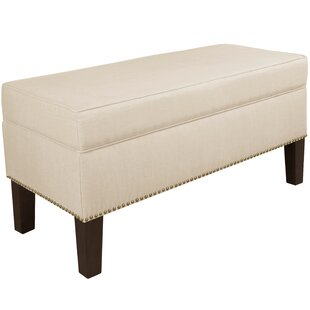 Jack Upholstered Storage Bench
