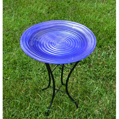 Swirl Birdbath Songbird Essentials