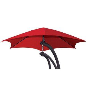 Maglione 4' Cantilever Umbrella by Ebern Designs Sale