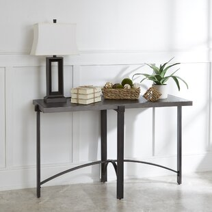 Baratta Distressed Console Table