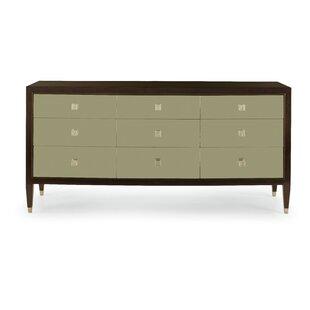Aurelia 9 Drawer Standard Dresser