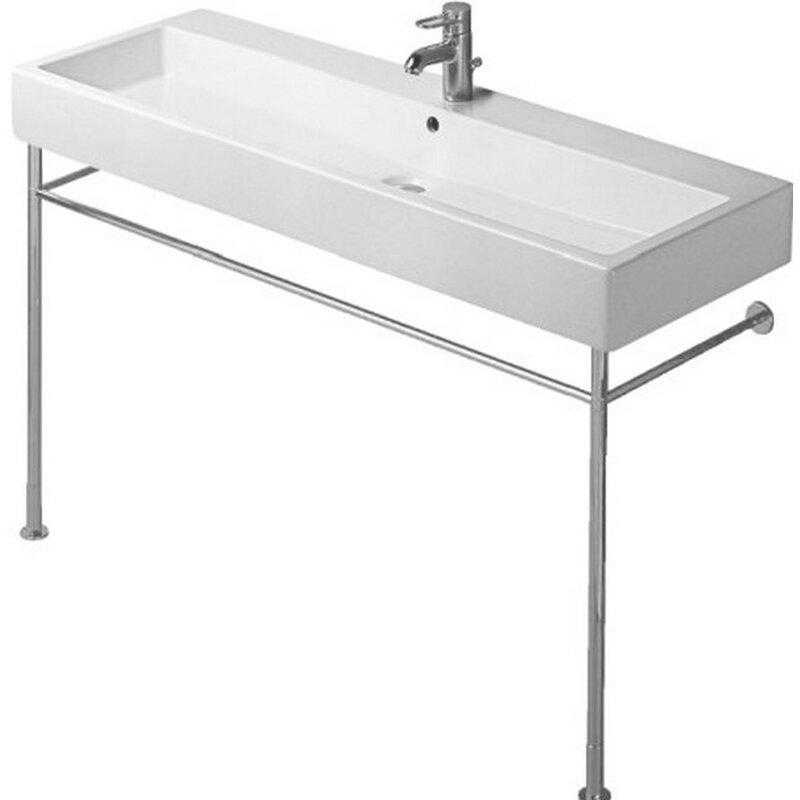 Duravit Vero Metal 48 Console Bathroom Sink Base Reviews