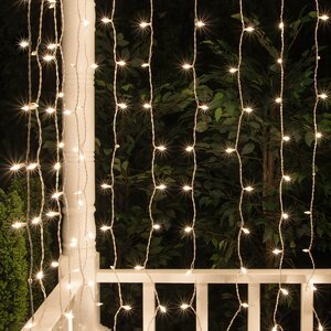 Mini Curtain String Light