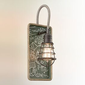 Bidwell Outdoor Sconce by Brayden Studio