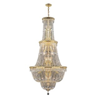 House of Hampton Carson 34-Light Empire Chandelier