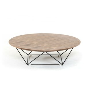 Djanira Wooden Top Coffee Table by Brayden Studio