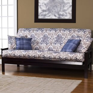 Arlberg Zipper Box Cushion Futon Slipcover