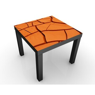 African Land Side Table By 17 Stories