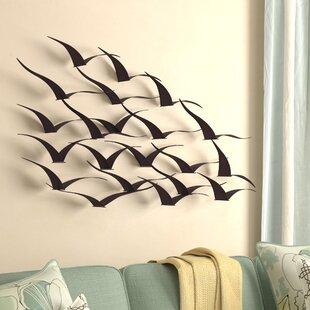 Birds Wall Décor on