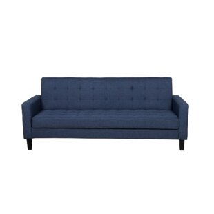 Terrill 3 Seater Clic Clac Sofa Bed By Mercury Row