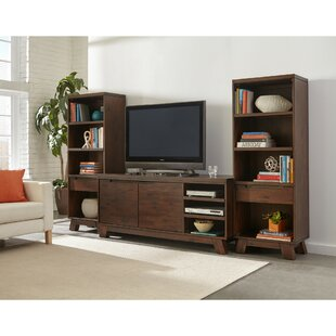 Barb Spacious Wooden Entertainment Center